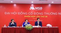 Đại hội cổ đông MSB đặt mục tiêu lợi nhuận năm 2020 đạt 1.439 tỷ