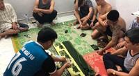 Quảng Ngãi: Bắt quả tang sòng xóc đĩa có nhiều cán bộ tham gia