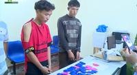 Sơn La: bắt 2 đối tượng thu gần 6000 viên ma túy tổng hợp