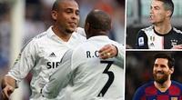 10 cầu thủ ghi bàn xuất sắc nhất trước tuổi 21: Messi và Ronaldo 'hít khói' Ro béo