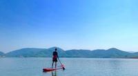 Chèo thuyền, 'sống ảo' ở Đồng Nai