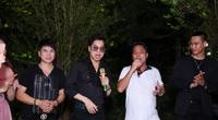 Anh em Ngọc Sơn, Ngọc Hải livestream đám giỗ cha, thu hút 5 triệu lượt xem