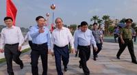Thủ tướng cắt băng khánh thành đường bao biển bên bờ vịnh Hạ Long