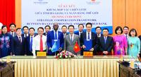 Ký kết khung hợp tác chiến lược giữa tỉnh Hà Giang với Ngân hàng thế giới