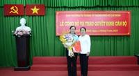 Chỉ định bà Nguyễn Thanh Xuân giữ chức vụ Bí thư Đảng đoàn Hội Nông dân TP.HCM