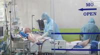 Bệnh nhân phi công người Anh tiếp tục nhiễm trùng phổi, suy giảm miễn dịch