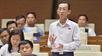 """ĐBQH Trần Hoàng Ngân tự tranh luận với chính mình về """"dịch vụ đòi nợ thuê"""""""