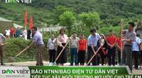 Báo NTNN/Báo Điện tử Dân Việt tiếp tục xây ngôi trường mơ ước cho trẻ em nghèo