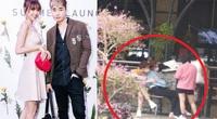 Lộ ảnh Ninh Dương Lan Ngọc thân mật bên chàng trai giấu mặt tại Đà Lạt?