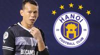 Hà Nội FC bất ngờ chiêu mộ thủ môn Bùi Tấn Trường