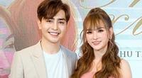 """""""Nghi vấn"""" nữ ca sĩ Thu Thủy mang thai với chồng trẻ Kin Nguyễn"""