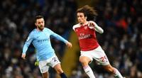NÓNG: Ngoại hạng Anh sắp trở lại với đại chiến Man City vs Arsenal