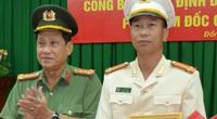 Trưởng phòng 41 tuổi của Cục Cảnh sát hình sự làm Phó Giám đốc Công an Đồng Tháp