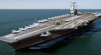 """Tàu sân bay có còn phù hợp để """"phô diễn"""" sức mạnh Mỹ?"""