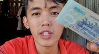 """Kiếm tiền """"khủng"""" từ YouTube, chàng phụ hồ hot nhất VN làm điều bất ngờ"""