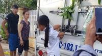 Bé gái 12 tuổi bị cột chân, trói tay vào thùng xe tải: Công an vào cuộc