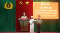 Chân dung tân Giám đốc Công an tỉnh Bình Định