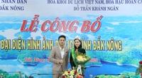 Hoa hậu Đỗ Trần Khánh Ngân đại diện hình ảnh du lịch tỉnh Đắk Nông