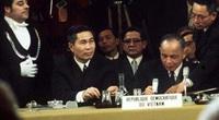 Kết hợp đối ngoại - quốc phòng - an ninh là tiền đề để dân tộc ta lấy yếu thắng mạnh