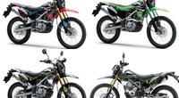 2020 Kawasaki KLX150BF: Cào cào nhỏ, hút dân tập chơi phượt địa hình