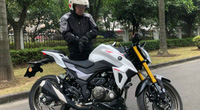 2020 Suzuki GSX-S300 sẵn sàng trình làng, giá tầm 109 triệu đồng