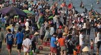 Từ 4/5, du khách được tắm biển Nha Trang