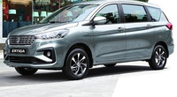 Suzuki Ertiga bổ sung phiên bản Sport, giá tăng 4 triệu đồng