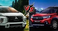 So sánh Suzuki XL7 và Mitsubishi Xpander Cross, ngang tài nhưng chênh giá