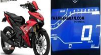 NÓNG: Rò rỉ ảnh cụm đồng hồ của Yamaha Exciter 155 VVA?