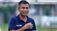 """HLHTtạo cú sốc, HLV Phạm Minh Đức gọi Quảng Nam là """"đội bóng 1 người"""""""