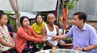 Chính quyền hỗ trợ gia đình 3 người chết đuối thương tâm khi tắm kênh