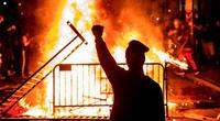 Ảnh biểu tình George Floyd: Nước Mỹ lại bùng cháy