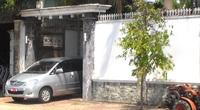 Rà soát đất đai, nhà cửa cựu Đại tá quân đội Phạm Văn Giang