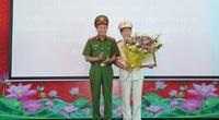 Phó GĐ Công an Hà Nội làm Cục trưởng Cảnh sát điều tra tội phạm về ma túy thay Tướng Phạm Văn Các