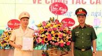 Bổ nhiệm Phó Chánh Văn phòng Cơ quan CSĐT, Bộ Công an làm Giám đốc Công an Quảng Ninh