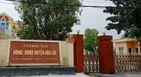 Bắt quả tang Phó Chủ tịch huyện ở Thanh Hóa đánh bạc ngay trong trụ sở
