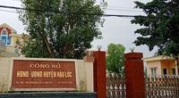 Vụ PCT huyện Hậu Lộc đánh bạc: Thu giữ tại chỗ nhiều tiền, tang vật