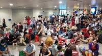 """Máy bay gặp sự cố: Sân bay Tân Sơn Nhất kích hoạt hệ thống """"khẩn"""""""