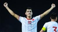 Cầu thủ Việt Nam giá trị nhất: Vị trí số 1 đổi chủ
