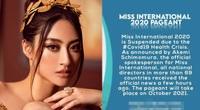 Rộ tin Hoa hậu Quốc tế 2020 hoãn 1 năm, Lương Thùy Linh lỡ cơ hội chinh phục vương miện?
