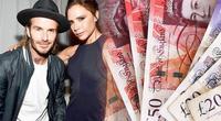 David Beckham và vợ Victoria hiện tại giàu cỡ nào?