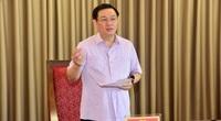 Bí thư Hà Nội Vương Đình Huệ: Công tác nhân sự không nể nang, hữu khuynh