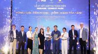 MB hợp tác toàn diện với dự án BĐS du lịch quy mô nhất Ninh Thuận