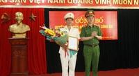 Hai Thiếu tướng vừa được bổ nhiệm giữ chức Cục trưởng của Bộ Công an là ai?