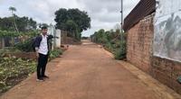 Cách làm độc đáo ở Gia Lai: Góp công sức xây dựng làng nông thôn mới vùng dân tộc
