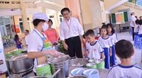TP.HCM: Giám sát chặt chẽ thực phẩm vào trường học