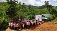 NTNN/Điện tử Dân Việt cùng các nhà tài trợ xây dựng thêm điểm trường kiên cố ở xã Nậm Nhừ, Điện Biên