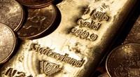 Giá vàng hôm nay 4/6 tiếp đà sụt giảm