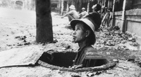 Ảnh để đời về Hà Nội trong đạn bom năm 1967