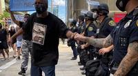 """Tìm thấy """"đặc vụ Nga"""" trong bức ảnh chụp cuộc biểu tình ở Mỹ"""